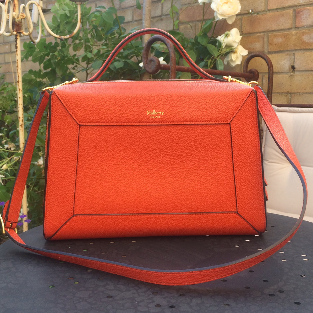 Mulberry Hopton Bag Front View