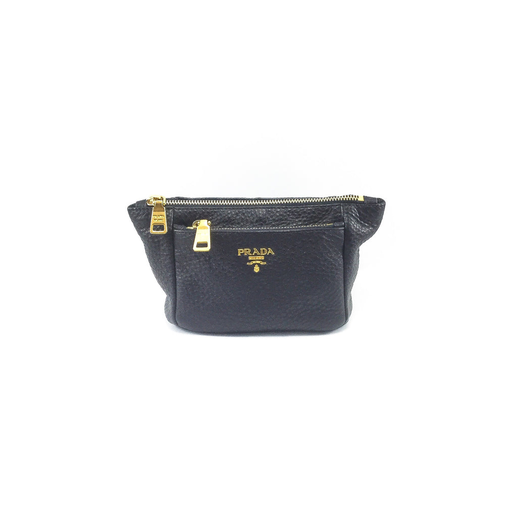 Prada purse front view