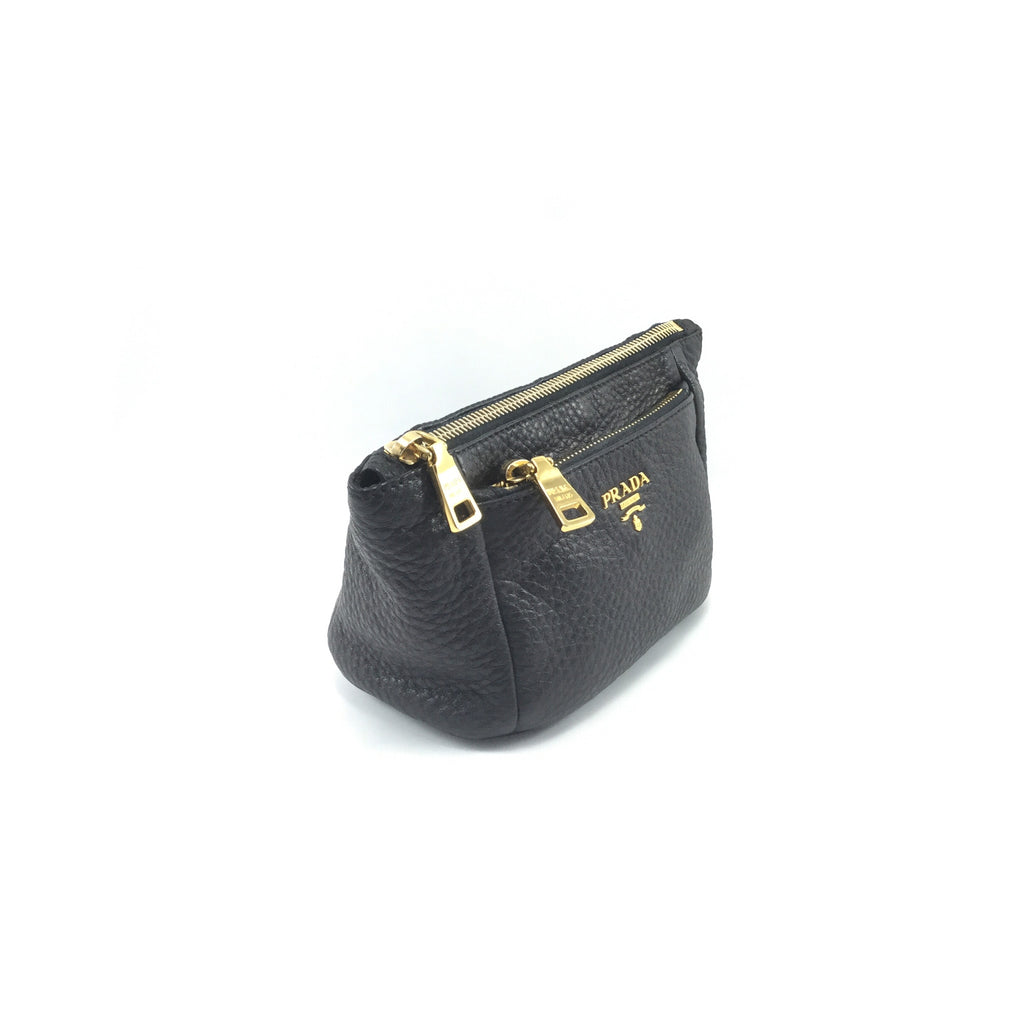 Prada purse side view