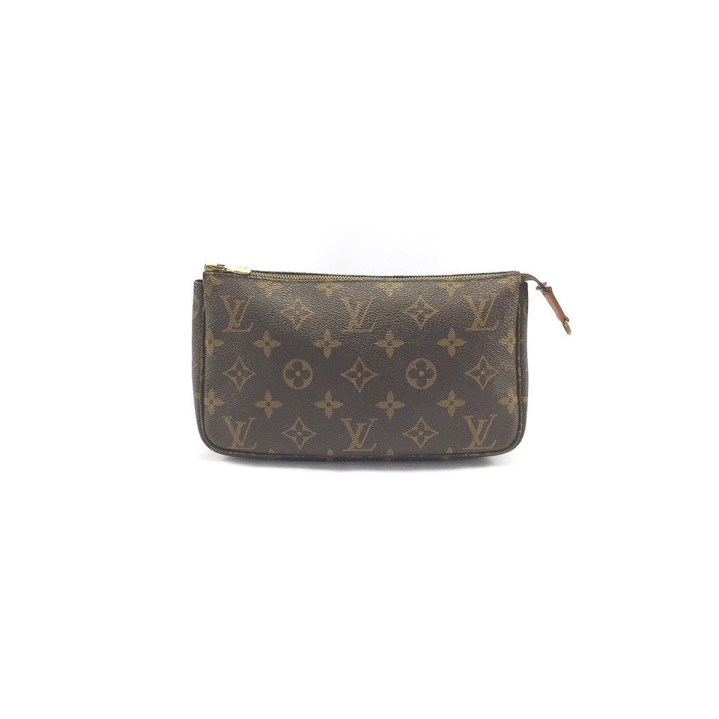 Louis Vuitton Mini Pouchette Front View