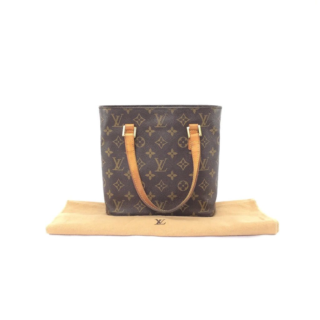 Louis Vuitton Vavin PM Front View With Dust Bag