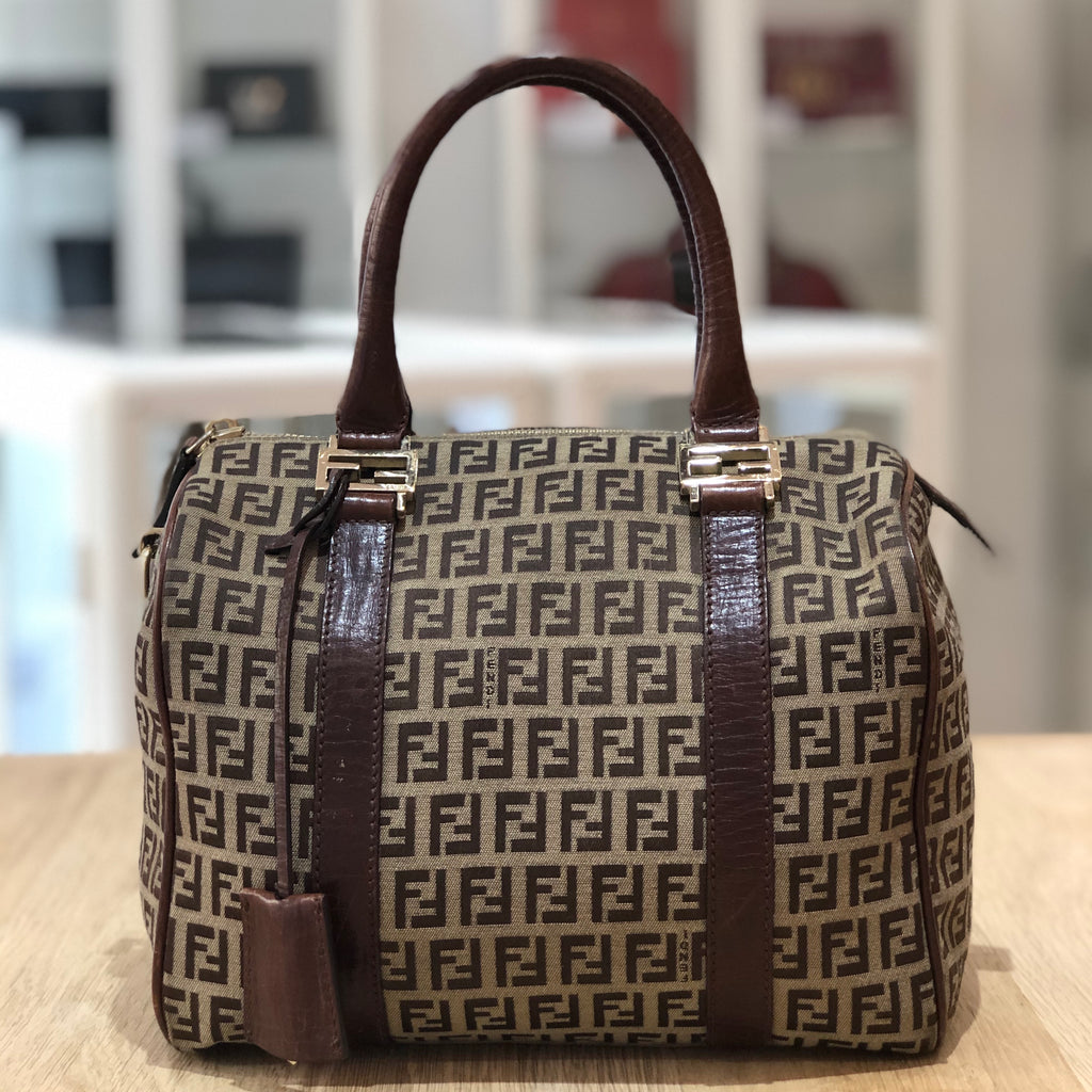 Fendi Boston Small