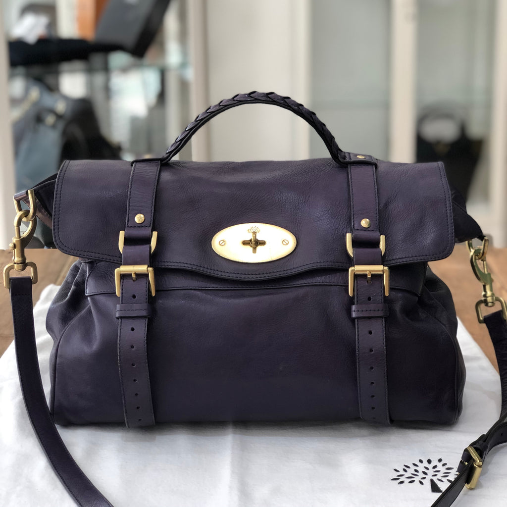 Mulberry Oversized Alexa