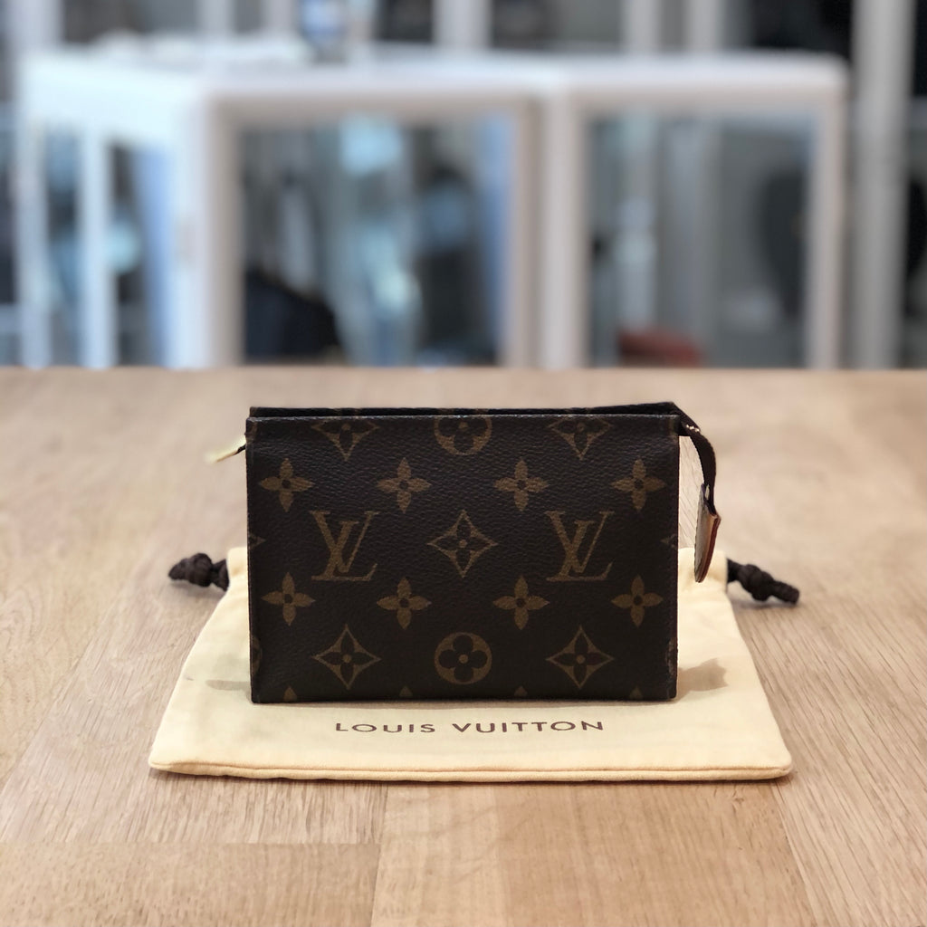 Louis Vuitton Toiletry Pouch 15