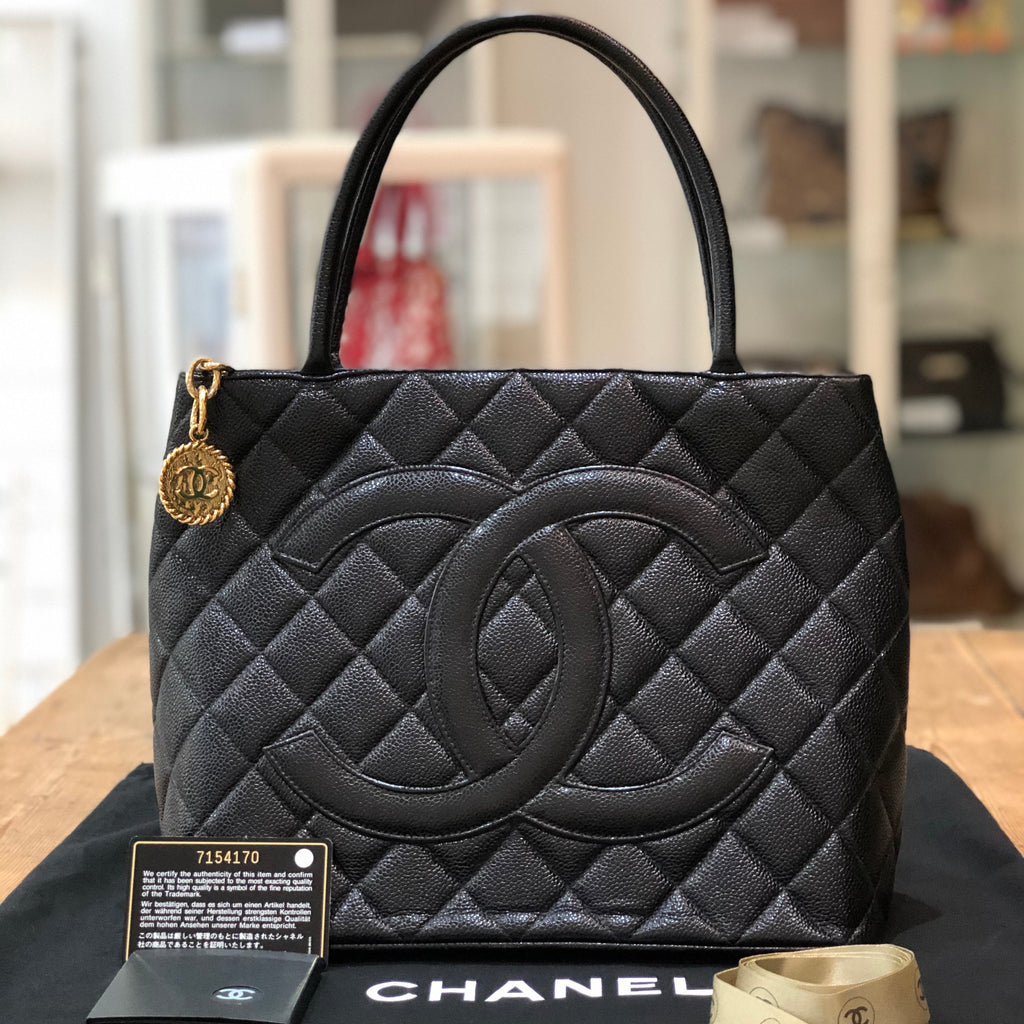 Chanel Medallion