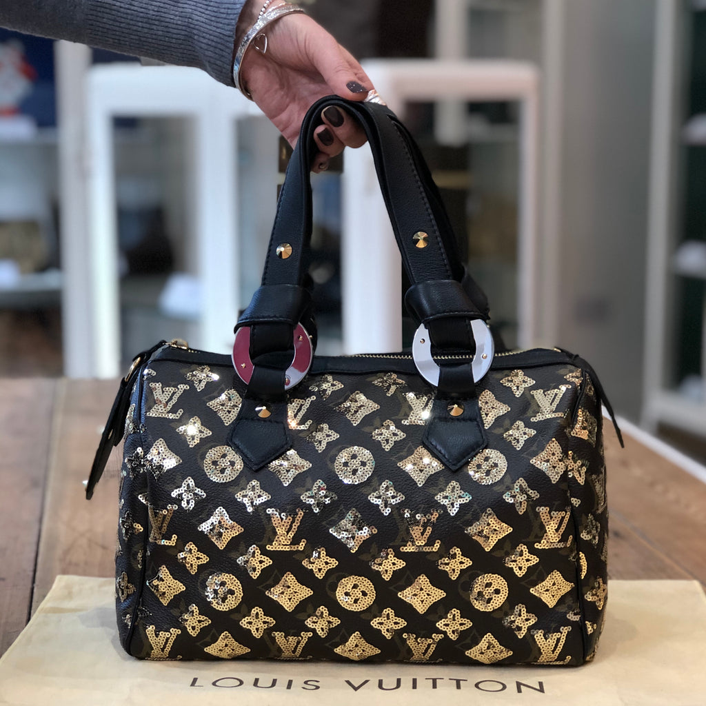 Louis Vuitton Speedy Eclipse 28