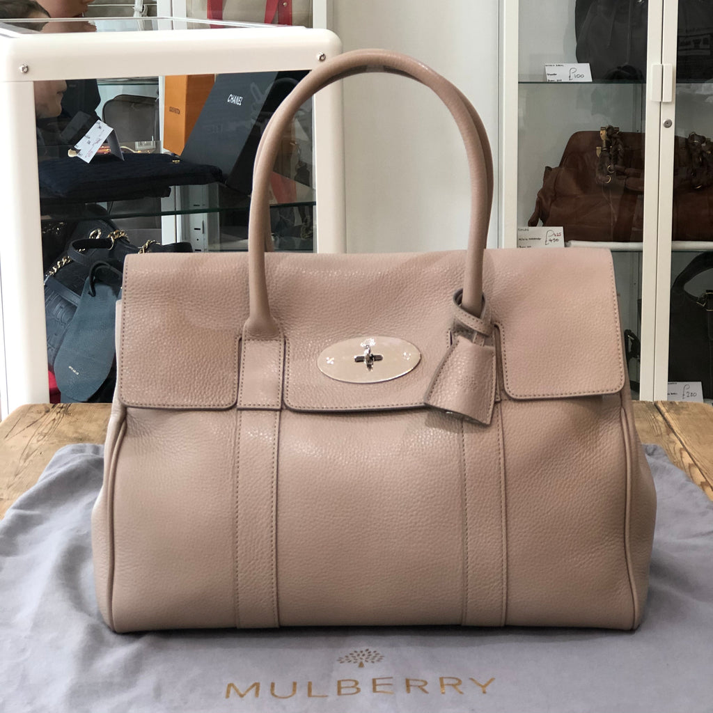 Mulberry Bayswater Putty