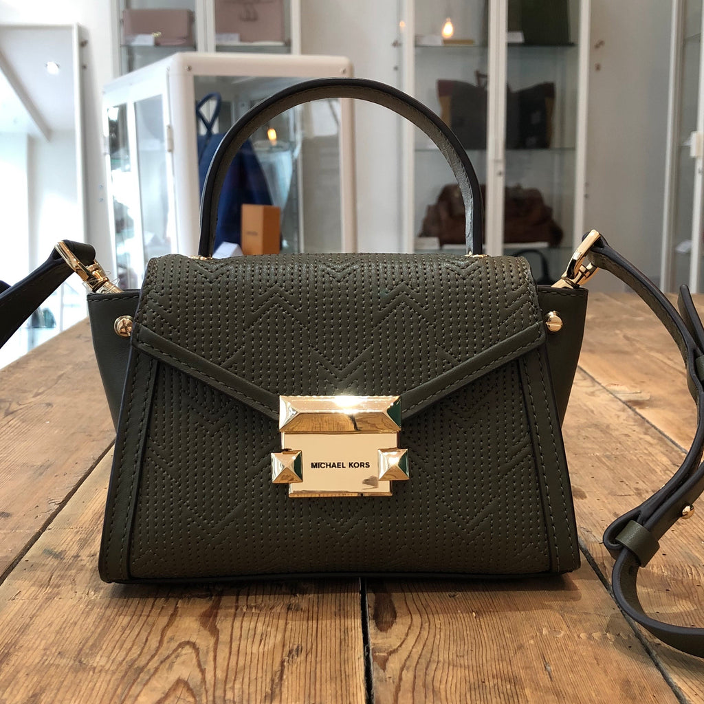 Michael Kors Whitney Mini Messenger