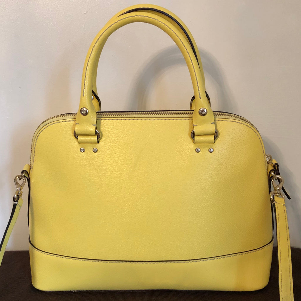 kate Spade Lottie Rear View