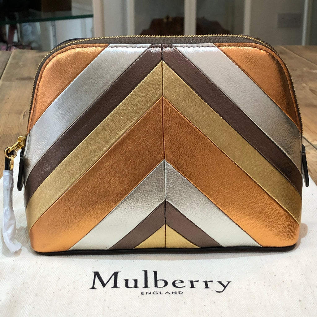 Mulberry Continental Cosmetic Purse