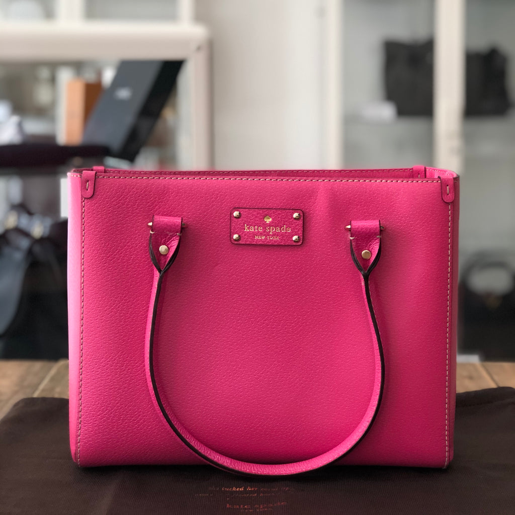 Kate Spade Top Handles Pink Bag