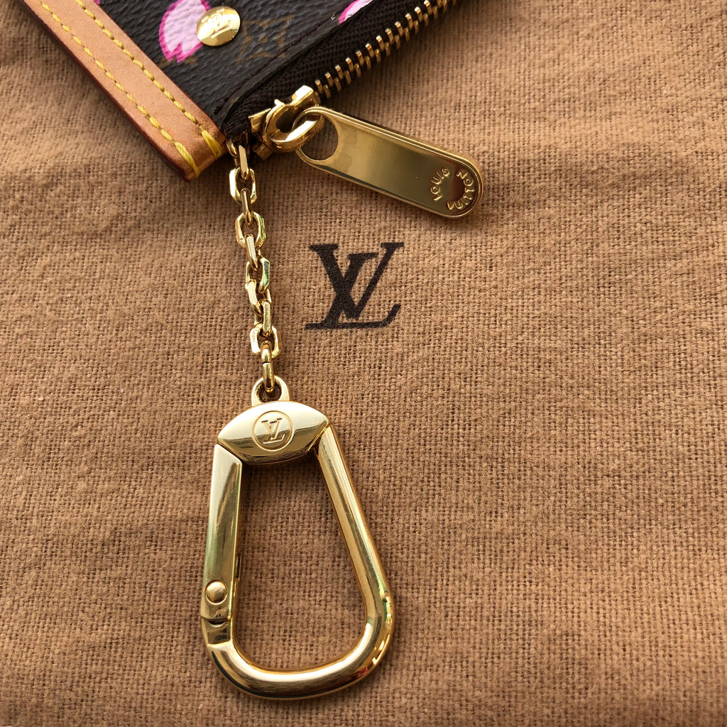 Louis Vuitton Murakami Cherry Blossom Key