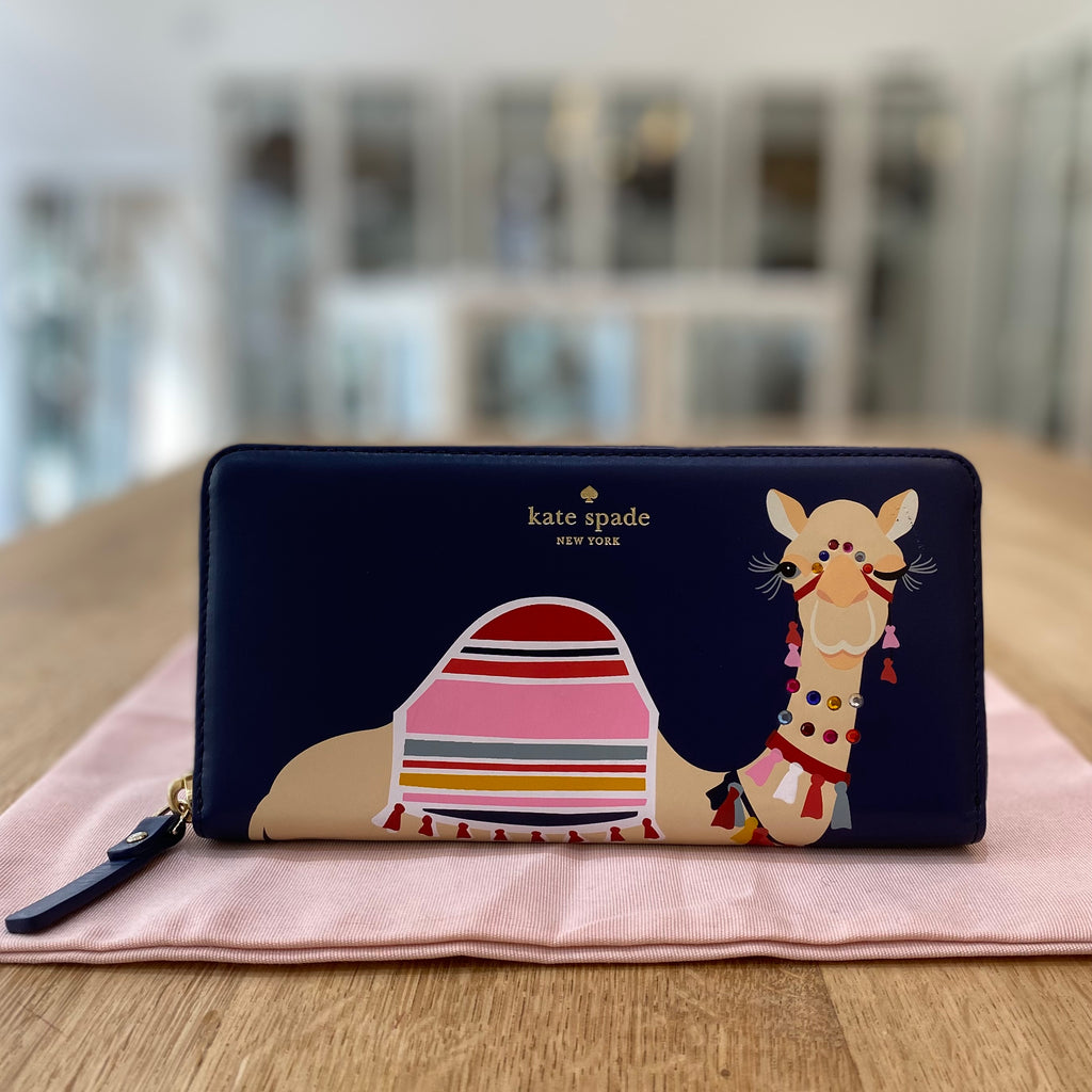Kate Spade Spice Things Up wallet