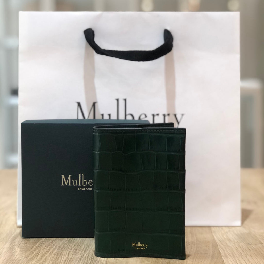 mulberry passport holder