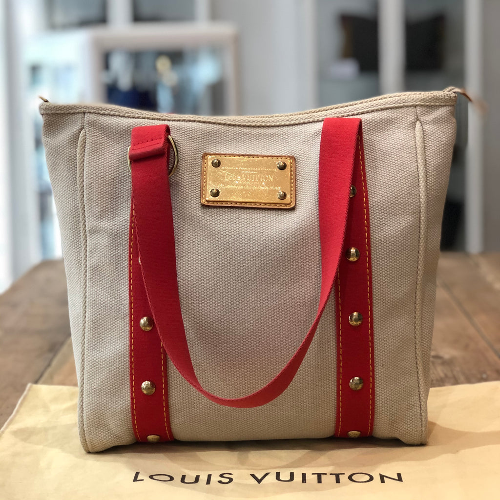 Louis Vuitton Antigua Cabbas