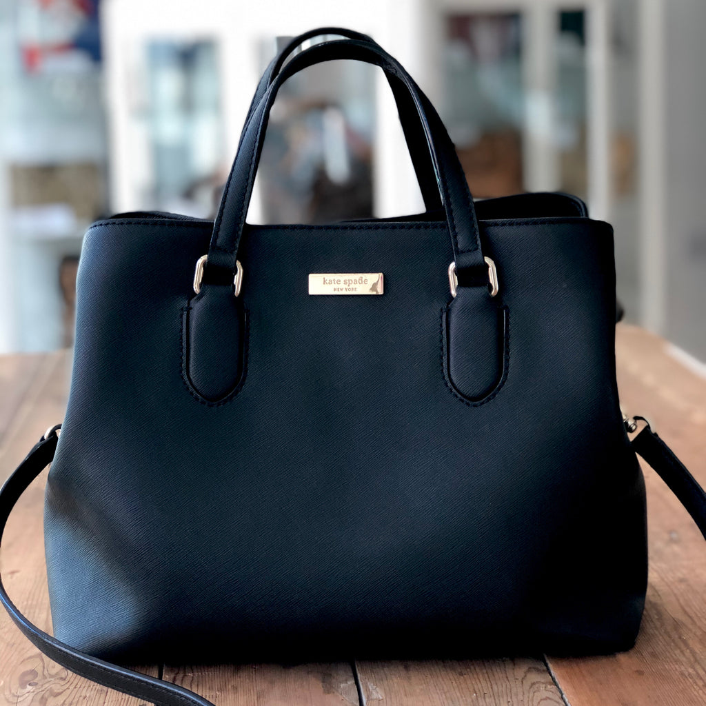 Kate Spade Triple Pocket