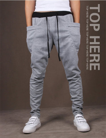 Serein Knitted Joggers in Cashmere Blend