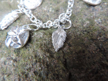 Load image into Gallery viewer, Handmade silver bracelet