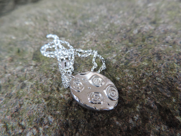 Celtic style necklace