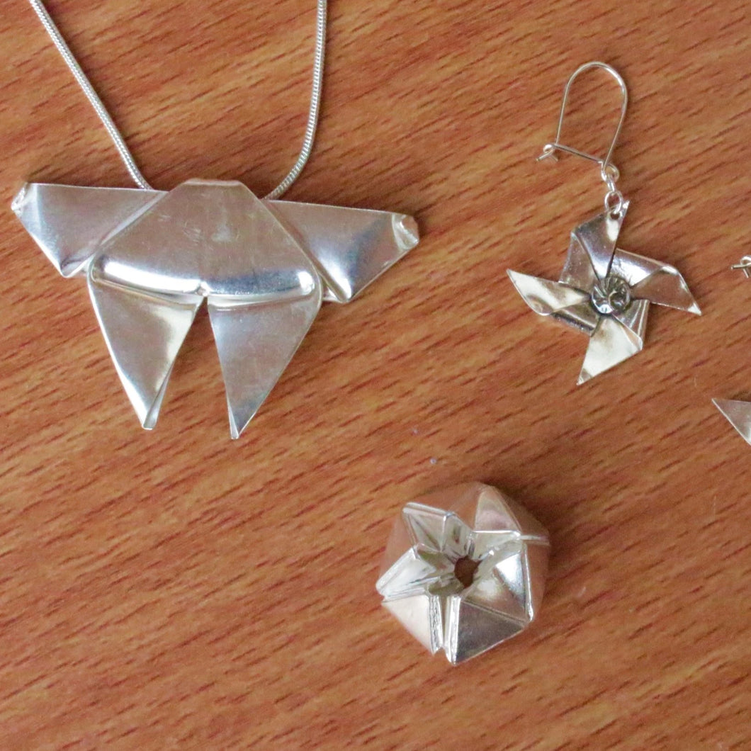 Silver paper clay course