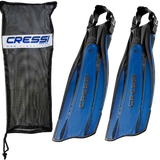 Cressi Pro Light Open Heel Diving Fin
