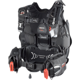 Mares Hybrid Pure BCD with MRS Plus Weight Pockets
