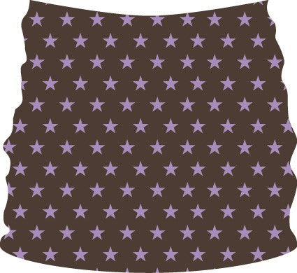 Belly Band ruffled stars