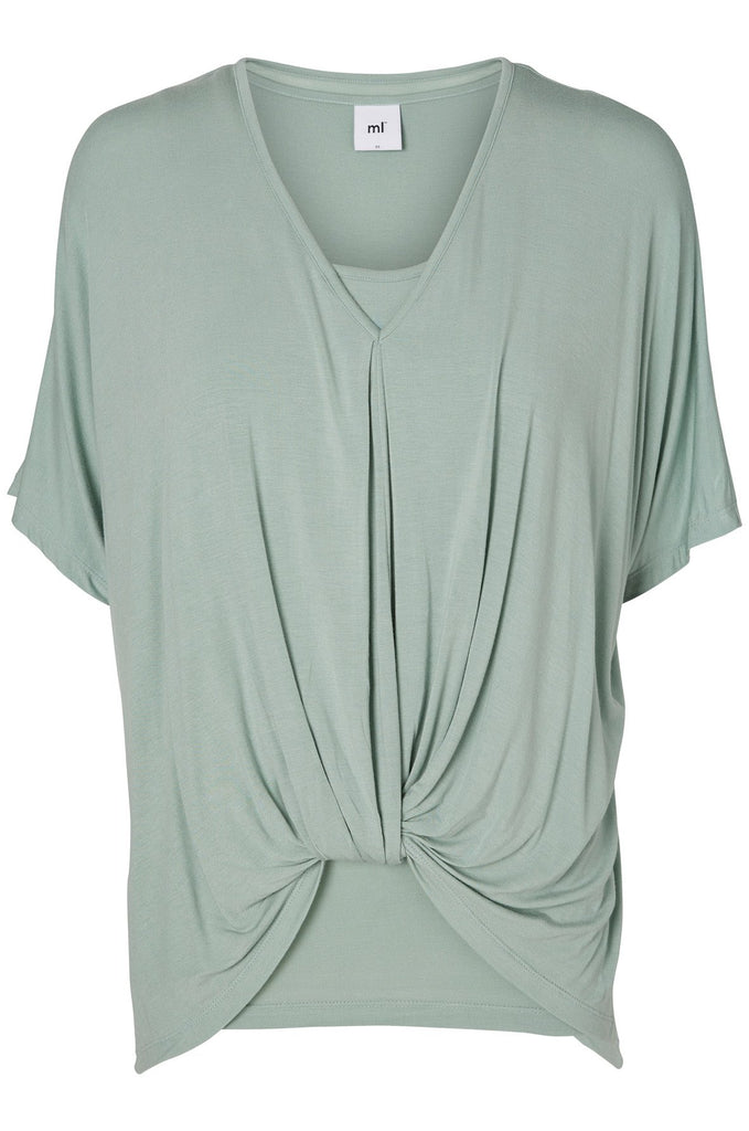 MLPolly Nell SS Jersey Top NF
