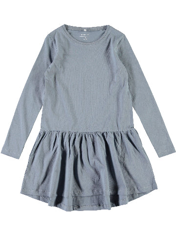Nkfvita Ls Solid Dress J
