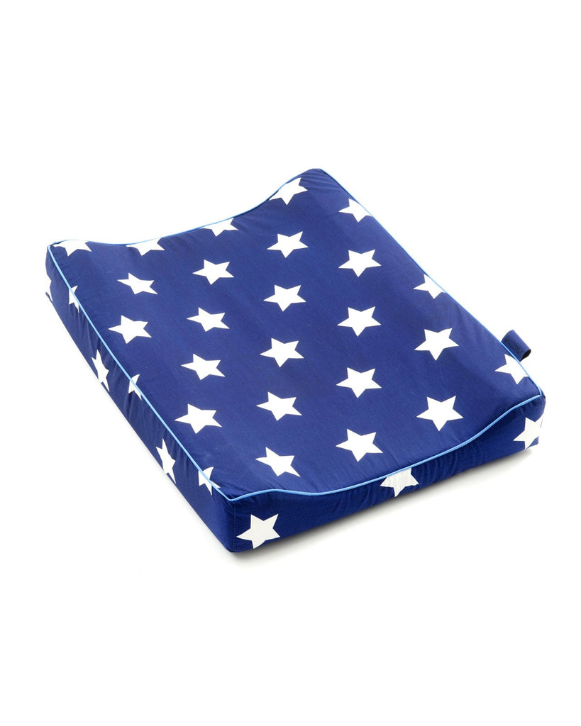 CHANGING PAD,NAVY STAR