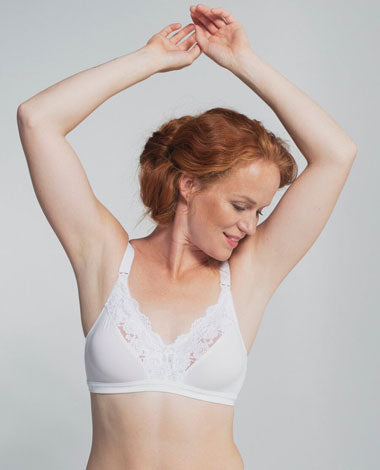 Lace Drop Cup Bra