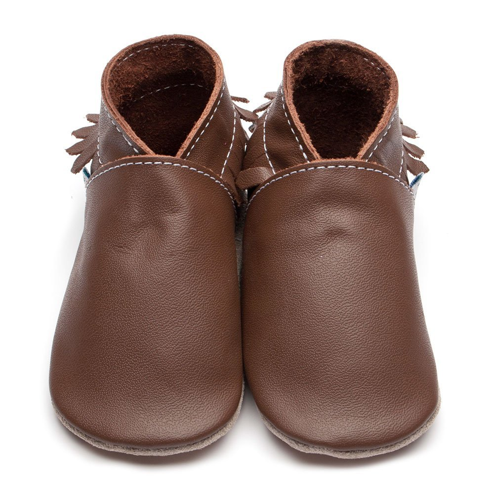 Moccassin Chocolate