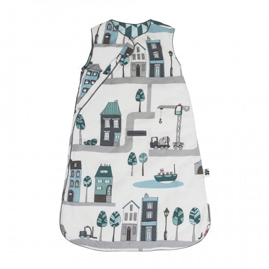 Sleeping bag, Village