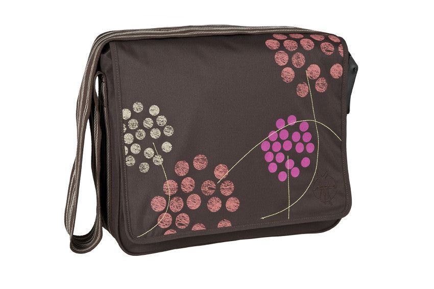 Casual Messenger Bag Barberry choco