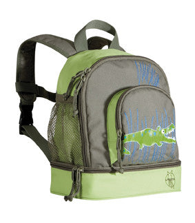 Mini Backpack Crocodile granny