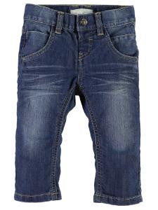 AGNAR MINI DNM REG/REG PANT CAMP SP15 dark blue denim