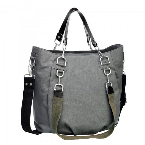 GREEN LABEL MIX'N MATCH BAG - ANTHRACITE