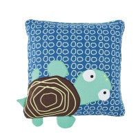 CUSHION WILDLIFE - TURTLE