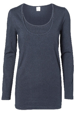 EMMA NELL LS JERSEY TOP NF - CAMPAIGN 114