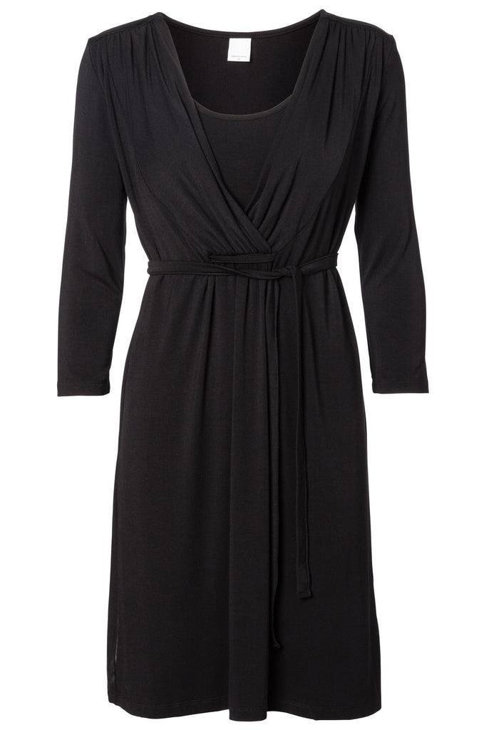 LYNNE TESS 3/4 JERSEY DRESS NF