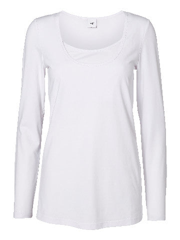 SOFIA NELL L/S TOP NF- BASIC 2 PACK 115