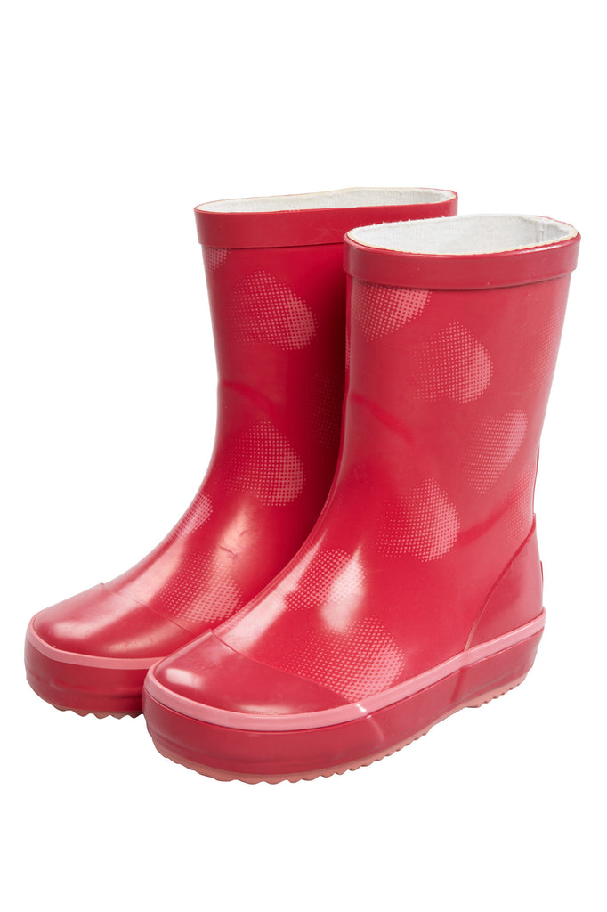 MY MINI RUBBER BOOTS GIRL FO 113