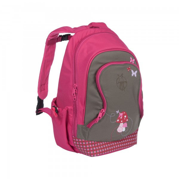 4Kids Mini Backpack Big  Magenta Mushroom