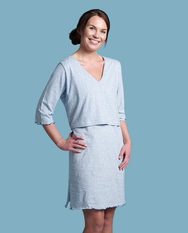 Carriwell sarah sleep shirt