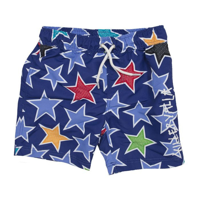 721CC SURF SHORT,MIXED STAR