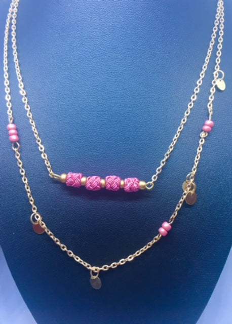 "COLLIER ""ROSA"""