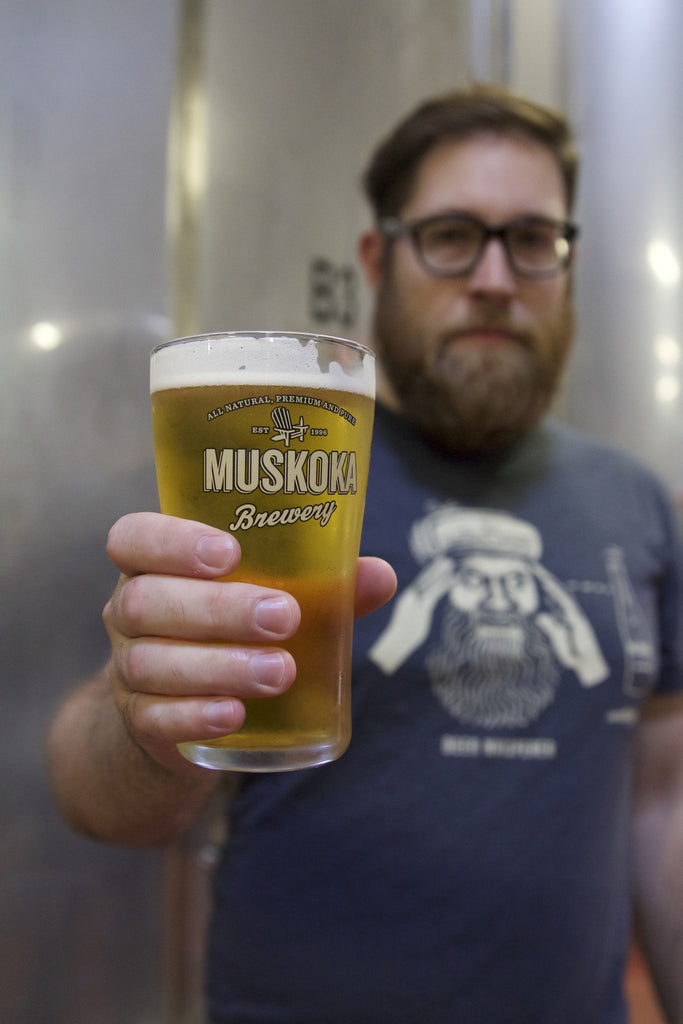 See behind the scenes at Muskoka Craft Brewery