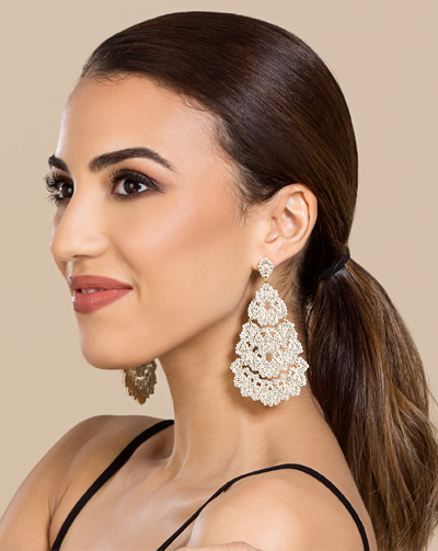 Cielo Queen Earrings
