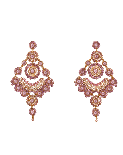 Ortensia Big Earrings