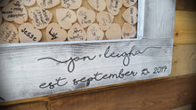 Load image into Gallery viewer, Wedding Guestbook Alternative - Heart Guestbook